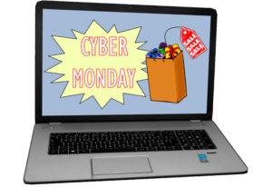 diseño grafico online ciber monday